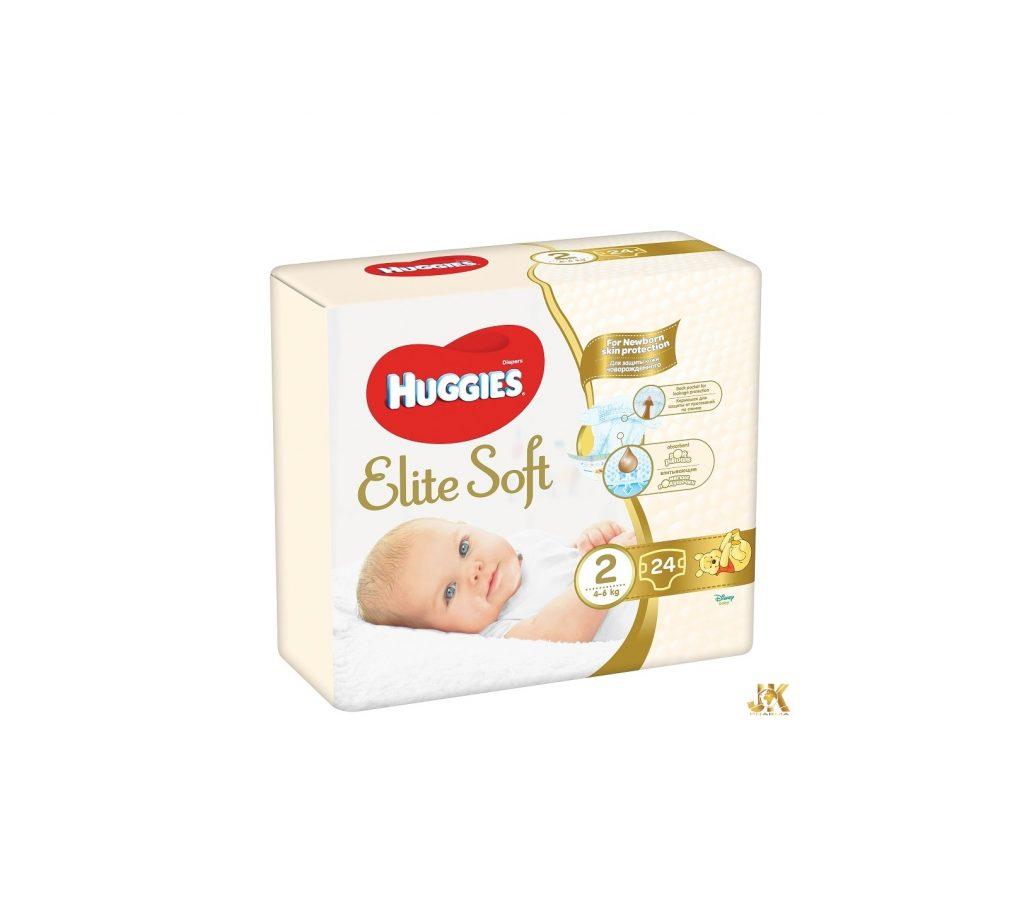 Huggies® Elite Soft обграждат мъниците в комфорт и мекота
